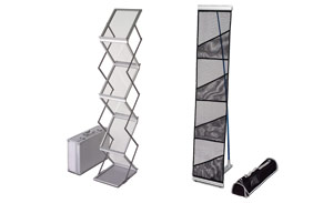 brochure racks brochure stands