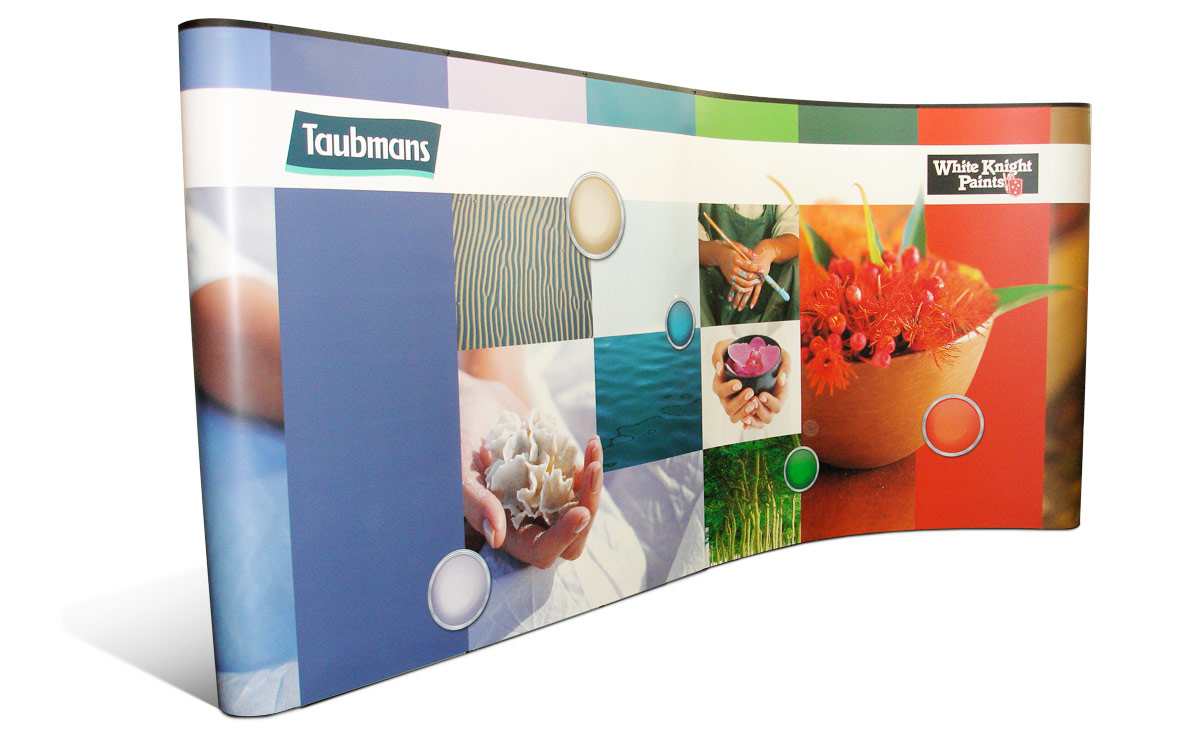 Pop Up Display Systems Flash