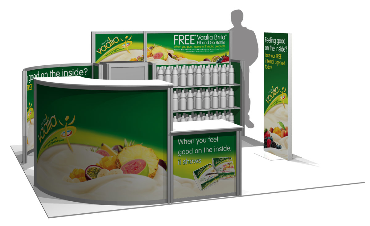 Point Of Sale Displays Flash
