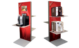 point of sale stands, pos displays